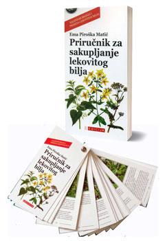 Knjiga Priručnik za sakupljanje lekovitog bilja