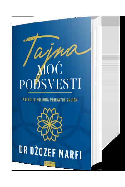 Knjiga Tajna Moć podsvesti - autor Džozef Marfi