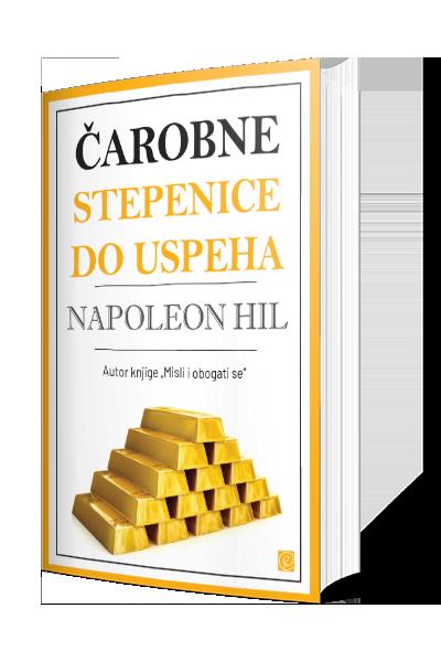 Čarobne stepenice do uspeha - autor Napoleon Hil