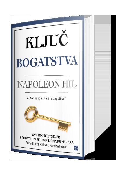 Ključ bogatstva - autor Napoleon Hil