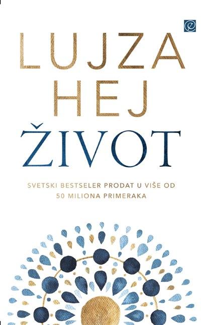 Knjiga Život - autor Lujza Hej - Prednja korica