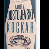 Knjiga Kockar - autor Dostojevski