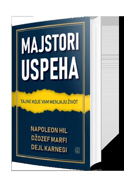Knjiga Majstori uspeha