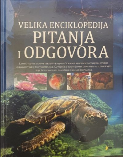 Knjiga Velika enciklopedija pitanja i odgovora