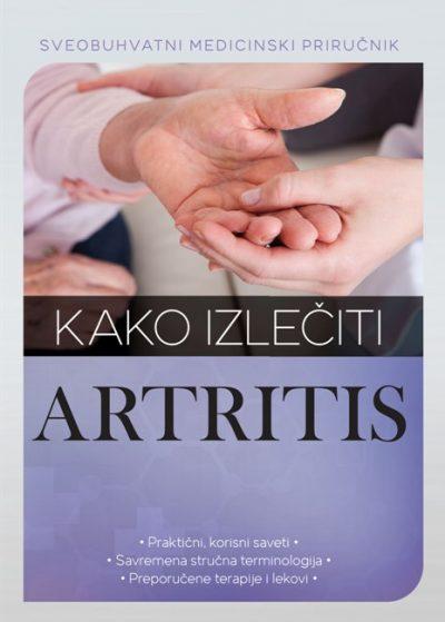 Kako izlečiti artritis - autor Vaidja Bagvan Daš