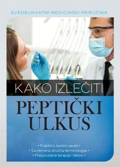 Kako izlečiti peptički ulkus - autor Vaidja Bagvan Daš