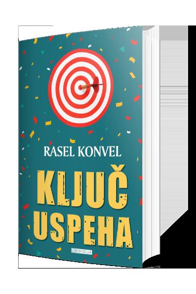 Ključ uspeha- autor Rasel Konvel