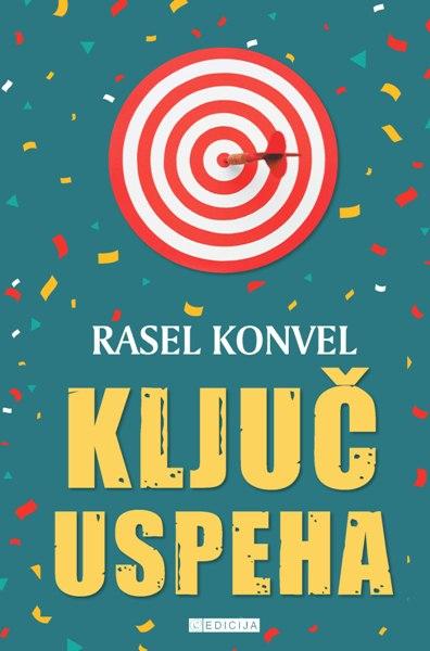 Ključ uspeha- autor Rasel Konvel - prednja korica