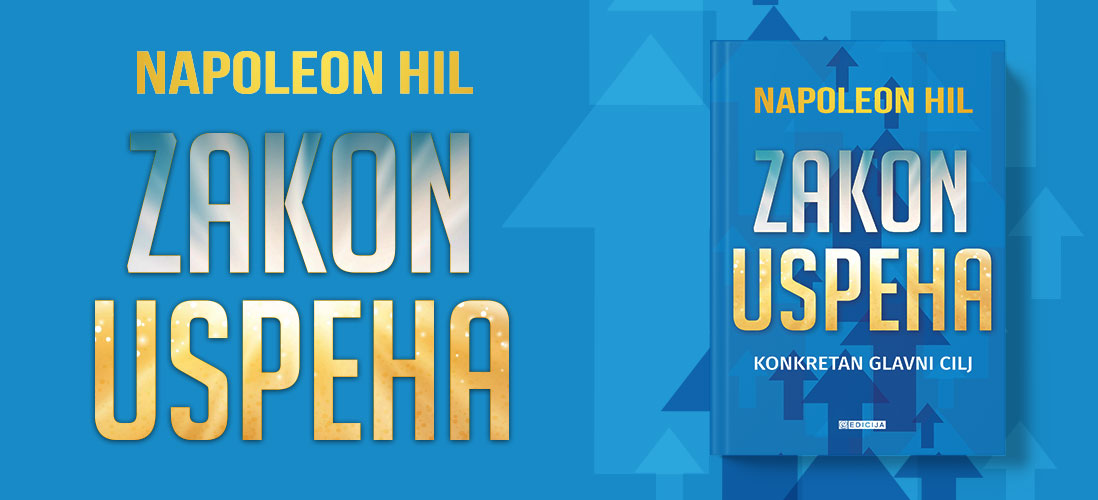 Knjiga Zakon uspeha - autor Napoleon Hil