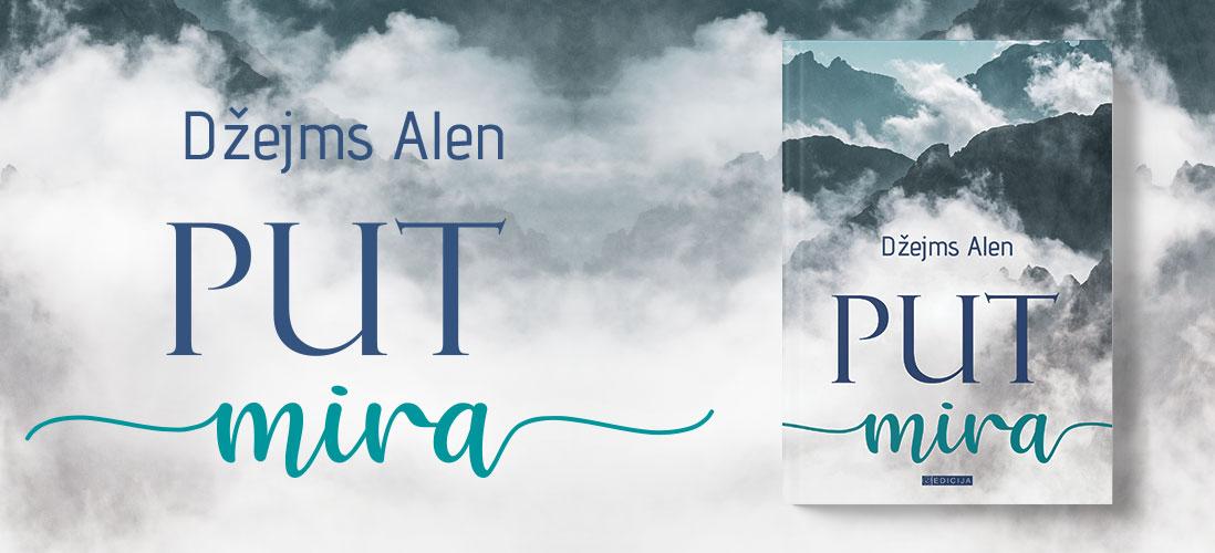 Knjiga Put Mira - autor Džejms Alen