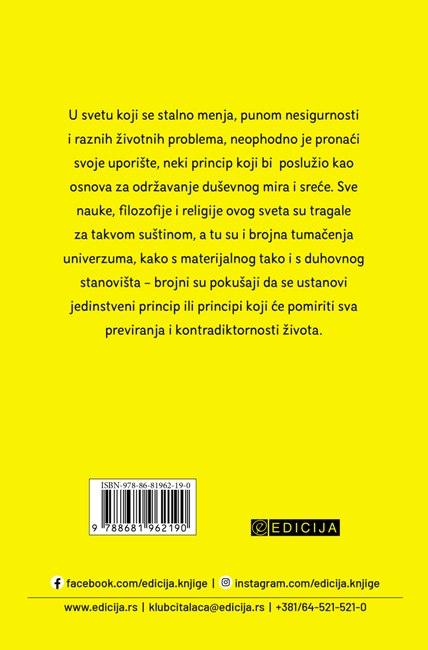 Ljudi i sistemi - autor Džejms Alen zadnja korica