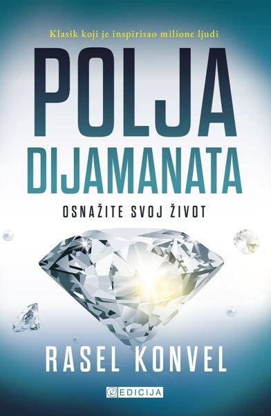 Polja dijamanata - autor Rasel Konvel prednja korica